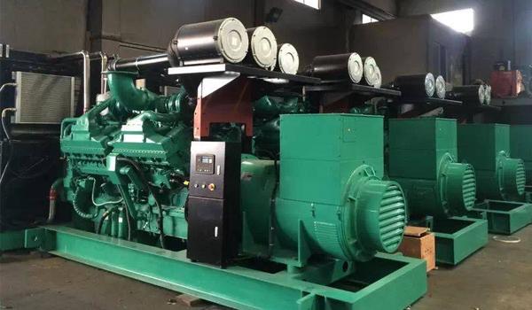 1500KW康明斯发电机,1500KW进口康明斯发电机组