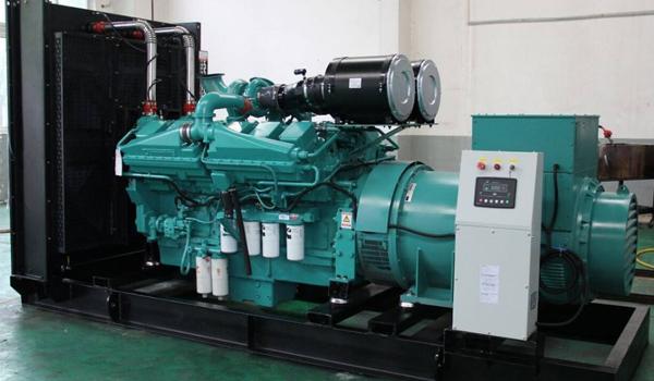 康明斯柴油发电机组价格型号