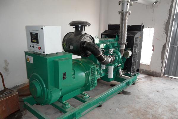北京市燃气集团有限责任公司100KW康明斯发电机组
