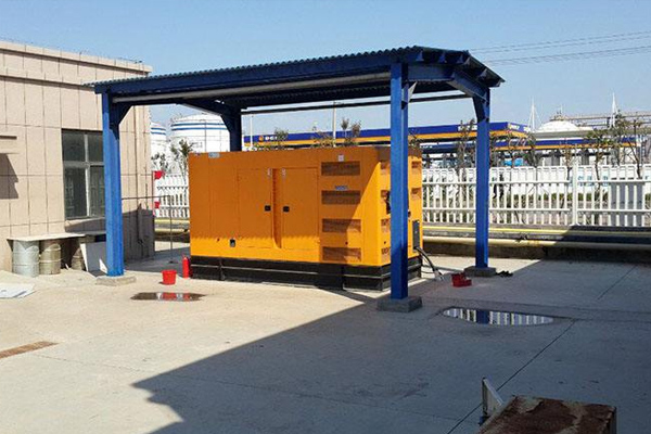 广西科技馆(新馆)200KW康明斯发电机组项目