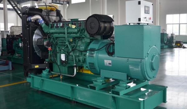 300KW沃尔沃柴油发电机组价格型号