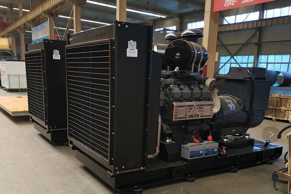 300KW道依茨柴油发电机组价格型号