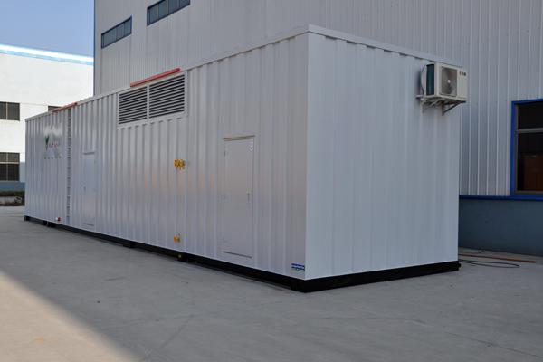 新奥集团股份有限公司1500KW柴油发电机组