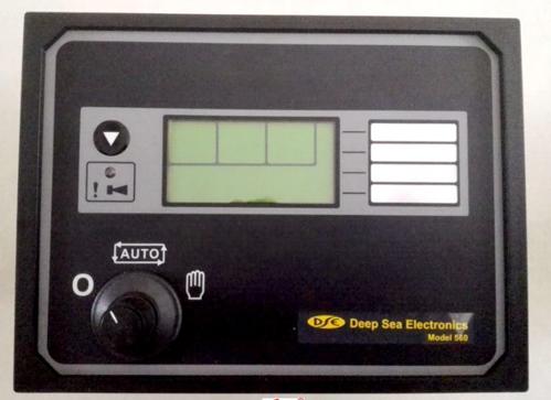 英国深海DSE560柴油发电机组手动控制器