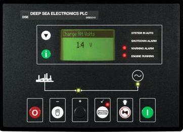 英国深海DSE5310柴油发电机组控制器