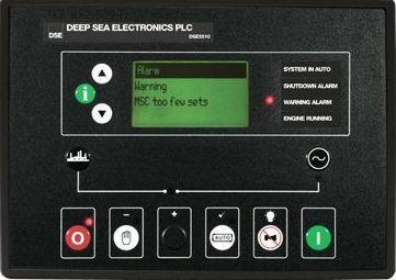 英国深海DSE5510柴油发电机组并机控制器