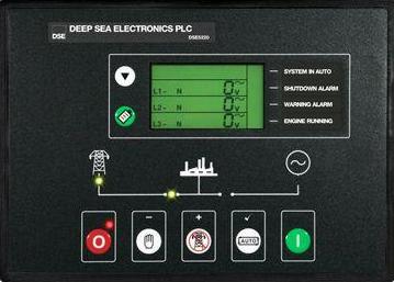 英国深海DSE5220柴油发电机组AMF控制器