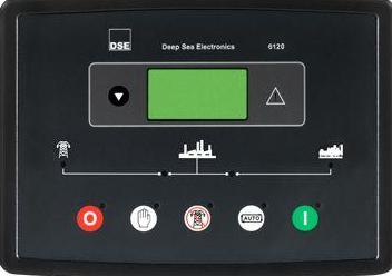 英国深海DSE6120柴油发电机组AMF控制器