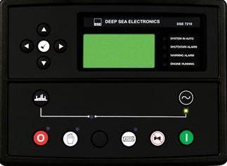 英国深海DSE7210柴油发电机组控制器