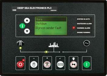 英国深海DSE5520柴油发电机组并机控制器