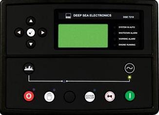 英国深海DSE7110自启动柴油发电机组控制器