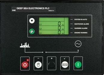 英国深海DSE5210自启动柴油发电机组控制器