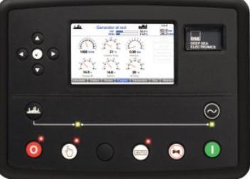 英国深海DSE8810柴油发电机组并机控制器