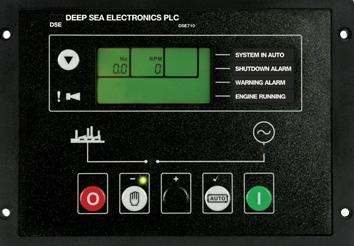 英国深海DSE710柴油发电机组自启动控制器