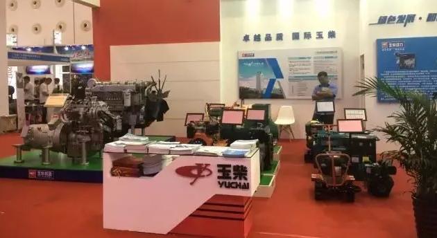 东博会:玉柴高品质引擎出海的加速器