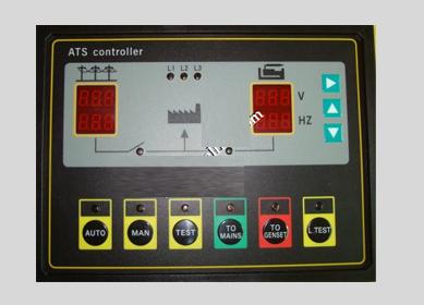 凯讯TU510A柴油发电机组ATS控制器