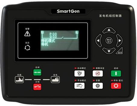 众智HGM8110CAN/HGM8120CAN发电机组控制器