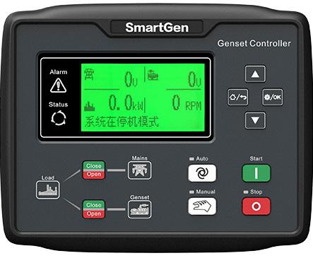 众智HGM7110N/HGM7120N发电机组控制器