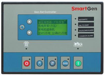 众智HGM6320T发电机组移动通信控制器