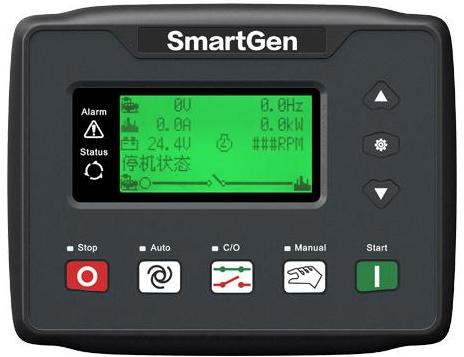 众智HGM410N/HGM420N发电机组电站控制器