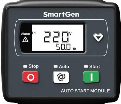 众智HGM1790N柴油发电机组自动化控制器
