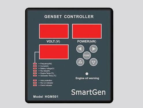 众智HGM501汽油发电机组控制器