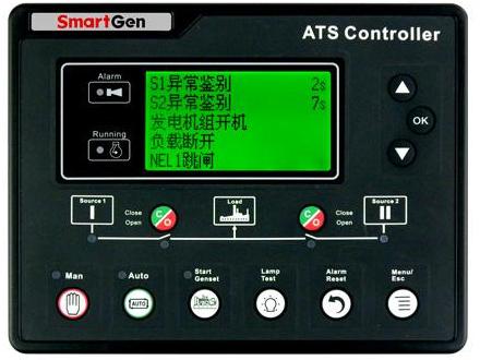 众智HAT700柴油发电机组双电源控制器