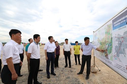 广西装备制造城战略发布,玉柴将领衔打造千亿产业集群