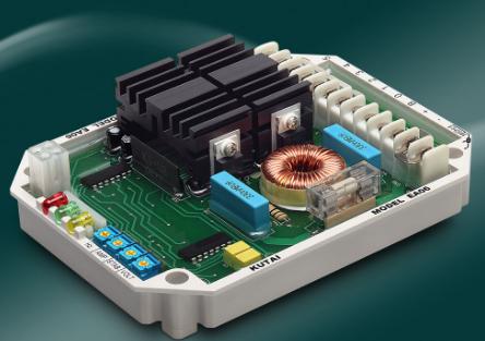EA06美奥迪无刷发电机AVR调压板