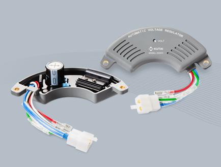 EA5K3汽油柴油发电机专用半月型自动调压板