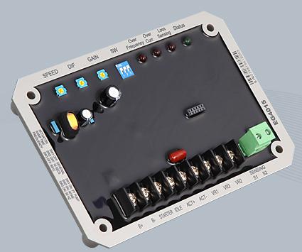 EG4015数位型柴油发电机专用调速器