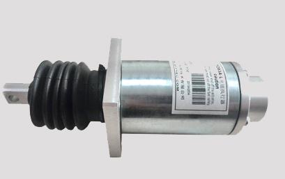 YZ05C型柴油发电机组发动机电磁执行器