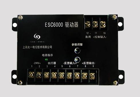 ESC6000柴油发电机组发动机转速控制器