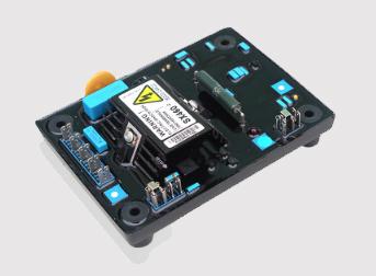 SX460柴油发电机组调压板