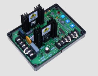 GAVR-15柴油发电机组发电机调压板