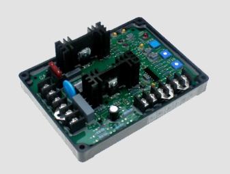 GAVR-8A柴油发电机组发电机调压板