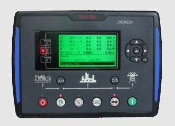 LXC9220柴油发电机组自动控制器