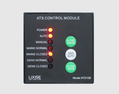ATS106柴油发电机组全自动控制器