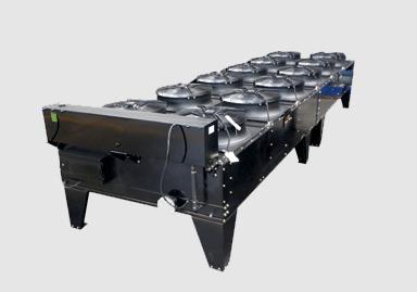 柴油发电机组远置式水箱散热系统