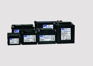 阳光A512系列柴油发电机组蓄电池