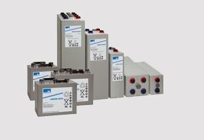 阳光A602系列柴油发电机组蓄电池