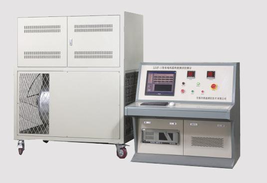 LDJF-3型柴油发电机组性能测试控制台