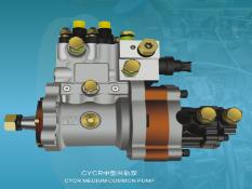 CYCR柴油发电机组共轨燃油喷射系统