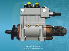 HCR-II柴油发电机组重型共轨燃油喷射系统