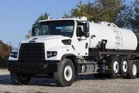 康明斯X12再发力,配装北美福莱纳114SD卡车