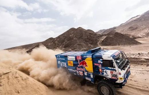 秘鲁逐梦!康明斯ISZ发动机在达喀尔拉力赛再创亮眼战绩