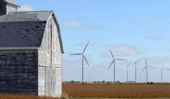 革命!康明斯支持扩建的风力发电厂开始正式输电