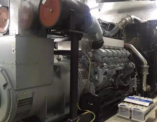 全国海关信息中心某省分中心柴油发电机组尾气黑烟治理项目