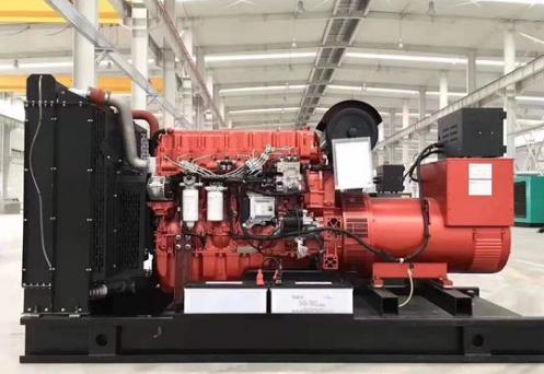 桐乡市电子科技公司400KW玉柴发电机组成功交付使用