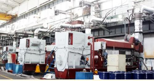 """""""世纪荣耀""""号成功首航——陕柴重工提供主动力5台MAN系列柴油发电机组"""